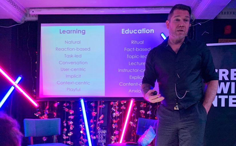 Everything you know about learning is wrong…and what might that mean?